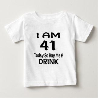 41 achetez-aujourd'hui ainsi moi une boisson t-shirt pour bébé