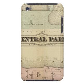 41 Central Park, île de Blackwells Coques iPod Touch
