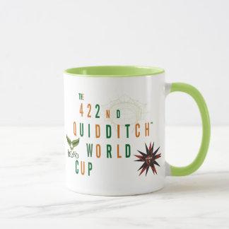 422nd Coupe du monde de Quidditch Tasses