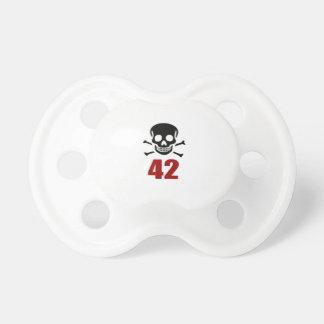 42 conceptions d'anniversaire tétine