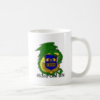 453rd Bataillon chimique Mug Blanc