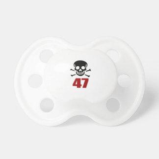 47 conceptions d'anniversaire tétine