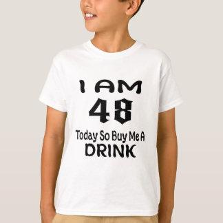 48 achetez-aujourd'hui ainsi moi une boisson t-shirt