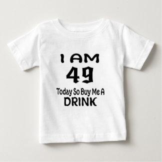 49 achetez-aujourd'hui ainsi moi une boisson t-shirt pour bébé