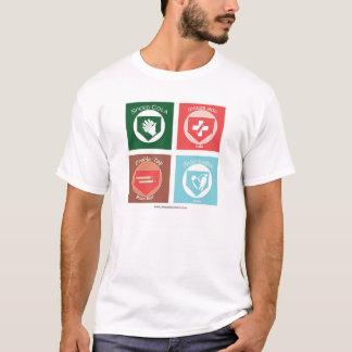 4 bâtards d'avantage t-shirt