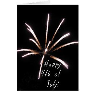 4 juillet carte heureuse
