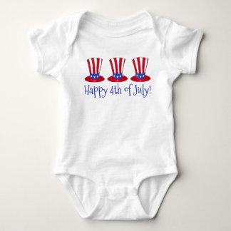 4 juillet casquette patriotique heureux Amérique Body