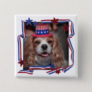 4 juillet heureux ! badges