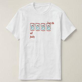 4 juillet t-shirt