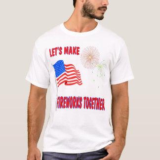 4 juillet T-shirts drôle