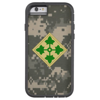 "4ème Division d'infanterie Division"" Digital Camo Coque iPhone 6 Tough Xtreme"