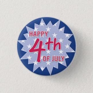 4ème du bouton Juillet-Rond… Badge