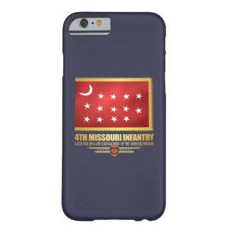 4ème Infanterie du Missouri Coque iPhone 6 Barely There