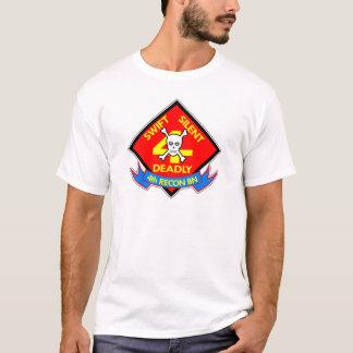 4ème mortel silencieux rapide t-shirt