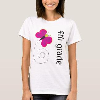 4ème T-shirt mignon de catégorie