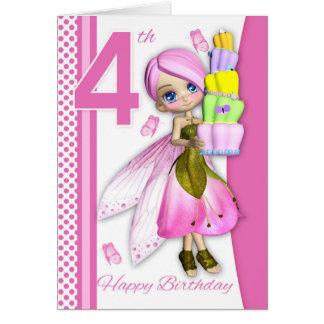 4ème Tarte féerique de Cutie d'imaginaire de Cartes