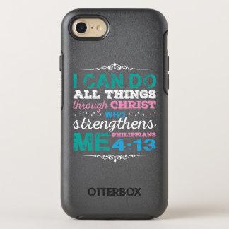 4h13 de Philippiens d'Otterbox pour Iphone 6/6s Coque Otterbox Symmetry Pour iPhone 7