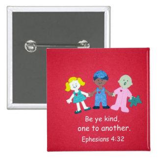 4h32 d'Ephesians Badges