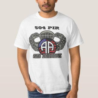 504th Division Aéroportée de PIR T-shirt