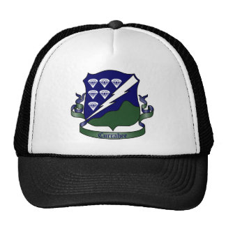 506th Parachute Infantry Regiment, 1st Battalion Casquette Trucker