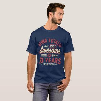 50 ans étant totalement impressionnants t-shirt