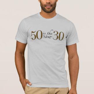 50 est les nouveaux 30 t-shirt