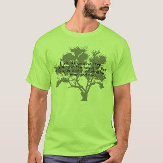 52:8 de psaume t-shirt