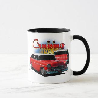 55 de croisière mugs