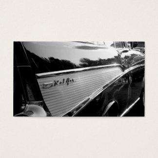 57 Bel Air de Chevy Cartes De Visite