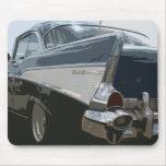 57 Bel Air de Chevy Tapis De Souris