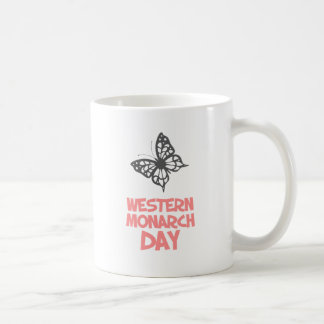 5 février - jour occidental de monarque mug