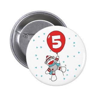 Badges anniversaire