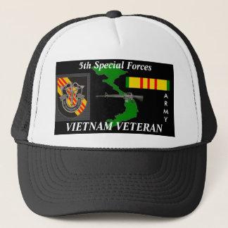 5ème Casquettes de boule de vétéran du Vietnam de