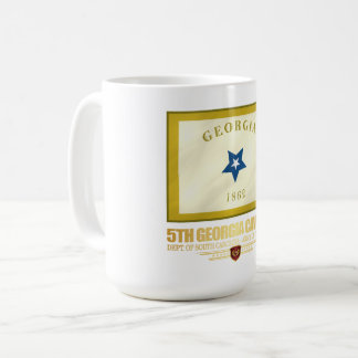 5ème Cavalerie de la Géorgie Mug