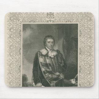 5ème duc de Francis Russell de Bedford Tapis De Souris