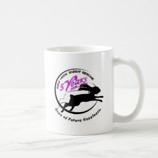 5ème Logo d'anniversaire Mug