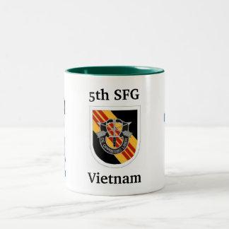 5ème Tasse du Vietnam de groupe de forces