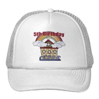 5èmes cadeaux d'anniversaire d'arche casquette de camionneur