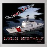 5ft. USCG Bertholf Poster
