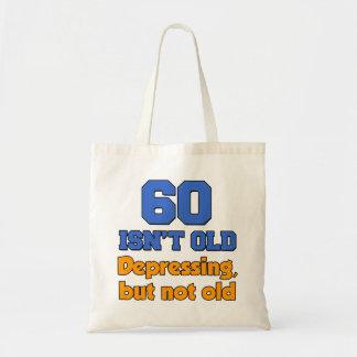 60 n'est pas le vieux sac fourre-tout