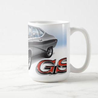 69 GS de Buick en argent Mug