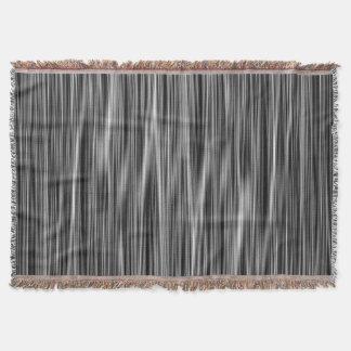 motif gris blanc couvertures franges motif gris blanc couvertures personnalis es. Black Bedroom Furniture Sets. Home Design Ideas