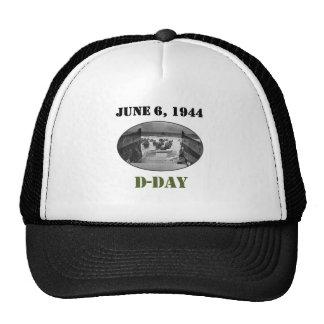 6 juin 1944 : Le jour J Casquettes De Camionneur