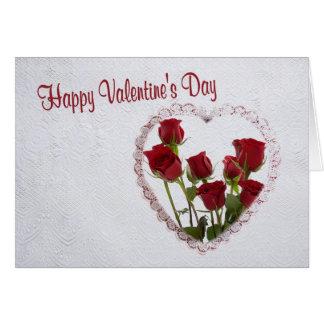 6. Valentine à l'un amour d'I Carte De Vœux