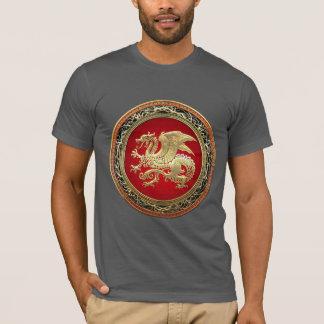 [700] Dragon islandais, Landvættir [or] T-shirt
