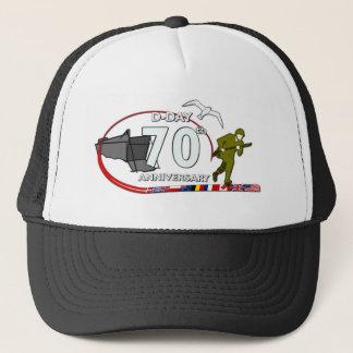 70ème anniversaire du Débarquement de Normandie Casquette Trucker