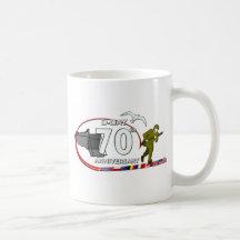 70th D-Day anniversary Mugs À Café