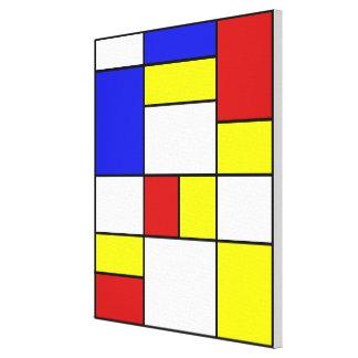 #756 abstrait toiles