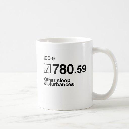 780,59, autre perturbations de sommeil tasse