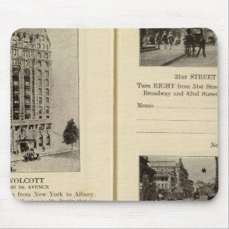 79496 hôtel Wolcott Broadway au 31ème et au quaran Tapis De Souris